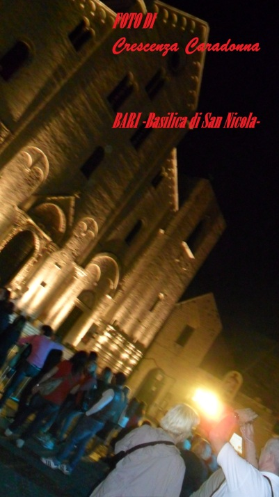Basilica di San Nicola BARI Di Crescenza Caradonna@