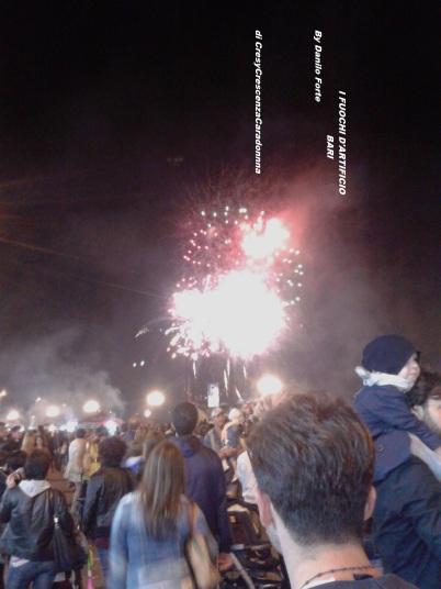 Fuochi d'Artificio BARI