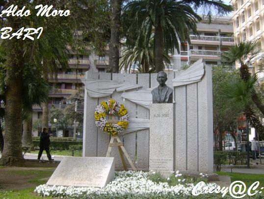 A BARI ALDO MORO Di CresyC.C.