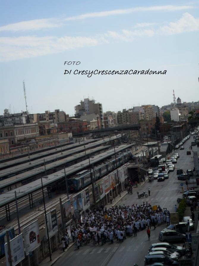 Bari Manifestazione 11Maggio 2013