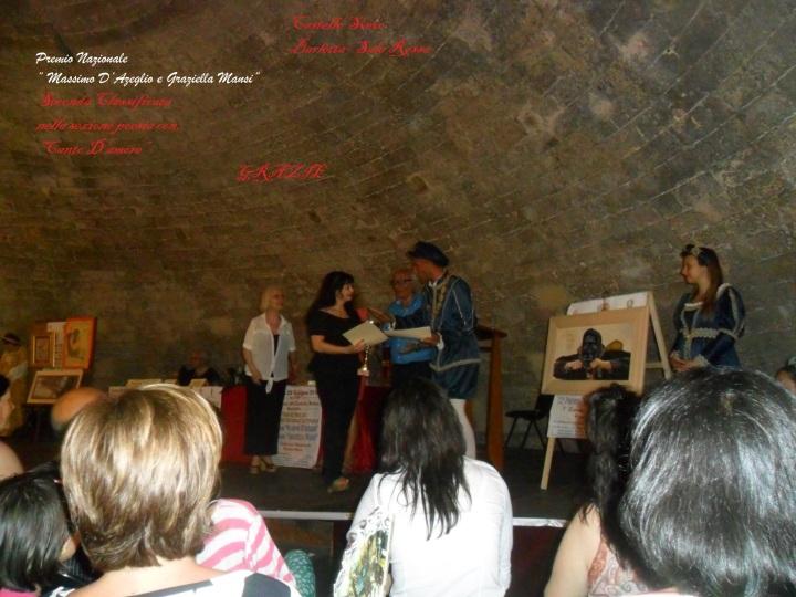 Premio Nazionale M. D'Azeglio e Graziella Mansi- Premiazione - Posted on giugno 24, 2013 by Cresy Crescenza SU:http://wp.me/p28N8b-U0