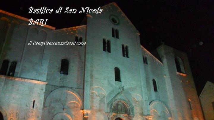 Basilica di San Nicola Bari Foto di CresyCaradonna