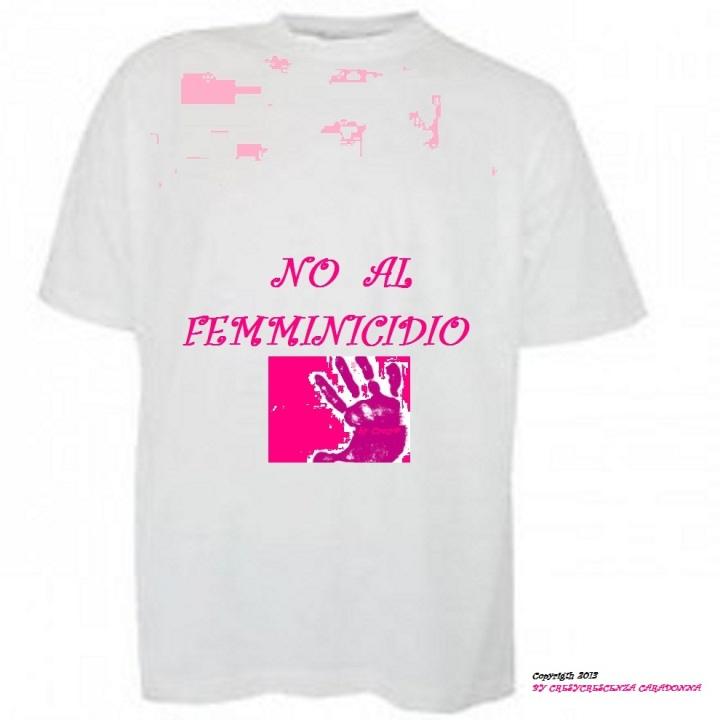 No al Femminicidio Di CresyCrescenza Caradonna