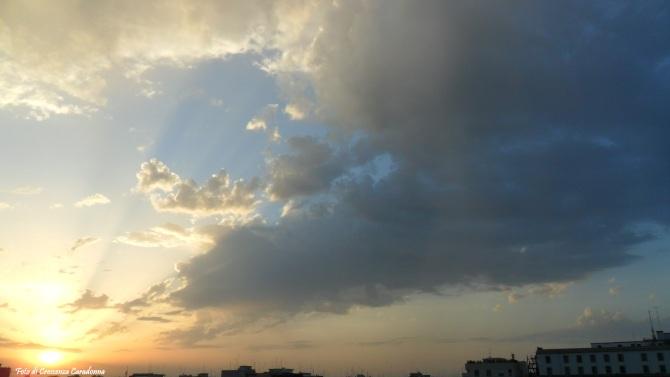 Il tramonto cerca me di Crescenza Caradonna
